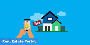 real estate portal design