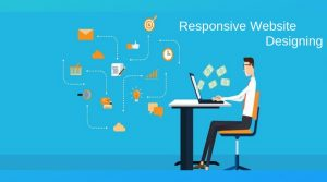 Reponsive web design in India