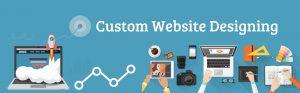 Custom Website Designing in India