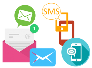 SMS service in India