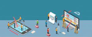 Redesign website service in India